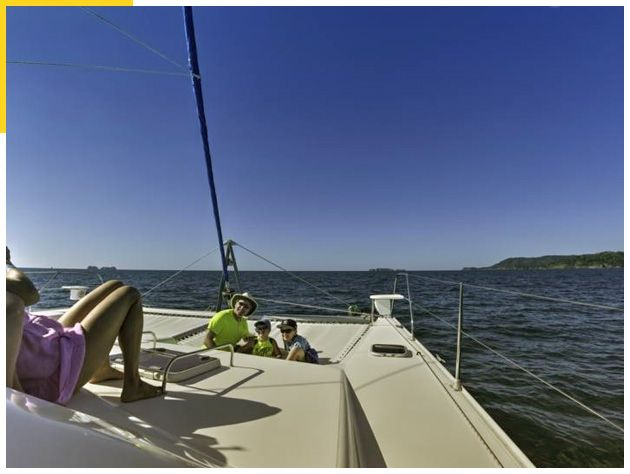 Catamaran Snorkel & Sunset Cruise 03