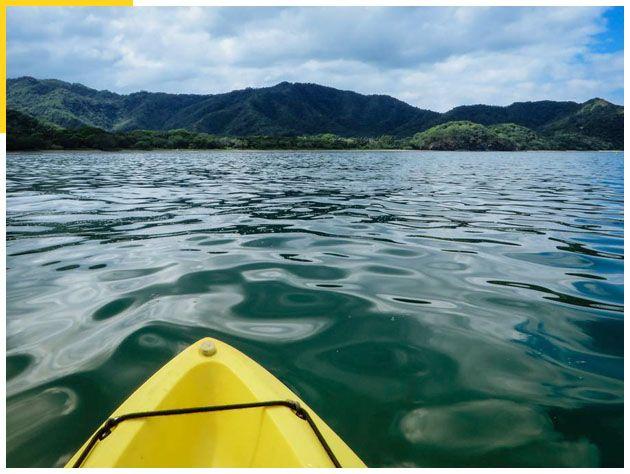 Kayak, Paddle Board, Snorkel Beach Combo 02