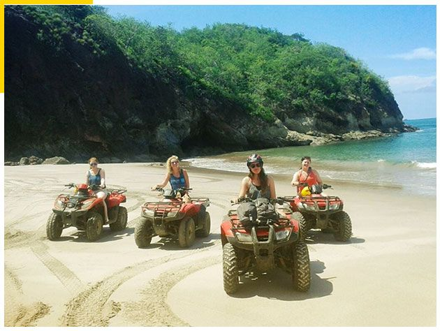 Top-Of-The-World-ATV-Tour,-Flamingo-Beach,-Costa-Rica-1
