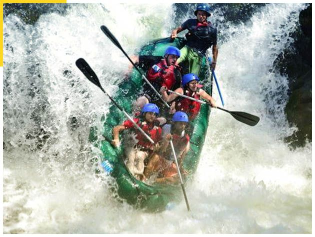 White Water Rafting 01