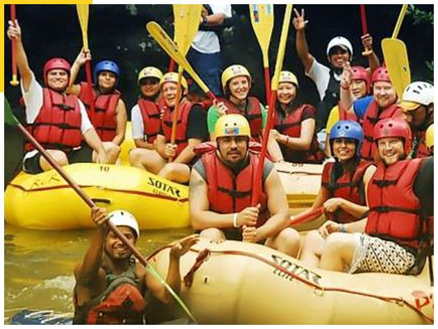 White Water Rafting 02