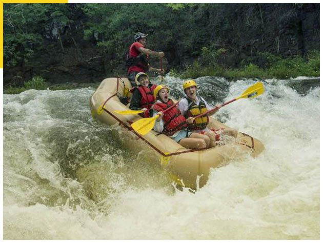 White Water Rafting 03